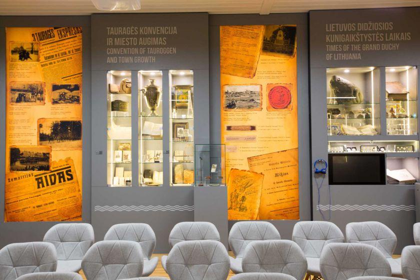 Atsinaujinęs Tauragės krašto muziejus – vienas moderniausių Lietuvoje