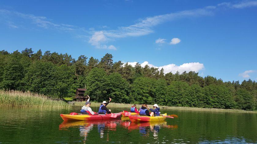 Stovyklose Druskininkuose kviečiami dalyvauti vaikai iš visos Lietuvos